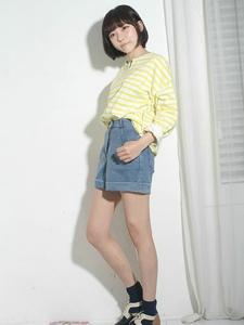 韩国青春靓丽女孩郑惠媛
