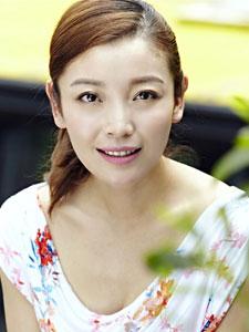 女星高晓菲清纯甜美写真