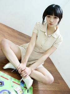 郑惠媛代言产品写真图片