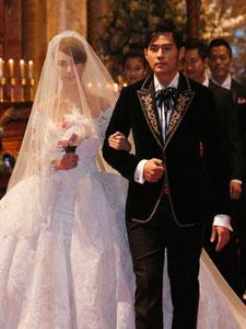 周杰伦昆凌英国教堂完婚 婚礼比童话更梦幻