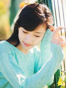美女语希范清纯唯美写真