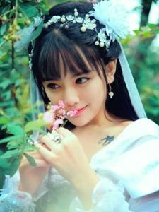 南笙姑娘清新唯美写真