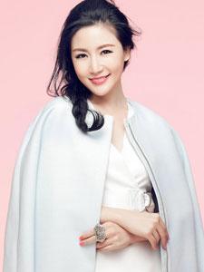 刘梓妍清新写真美艳动人