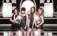 韓國美女組合secret桌面壁紙