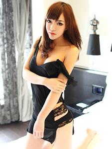 极品性感美女韩子萱私拍写真
