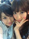 日本美少女大岛优子迷人生活照