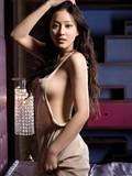 张馨予录制《剧风行动》获封新一代性感女神