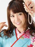 和服少女大岛优子甜美写真