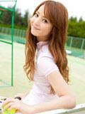 佐佐木希网球装运动写真 清纯甜美青春无敌