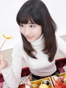 甜美美女嫩模柏木由纪写真