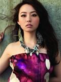 张靓颖最新杂志照片摄影