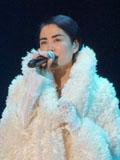 王菲2012郑州演唱会现场高清美图