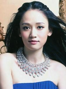 台湾气质女神陈乔恩