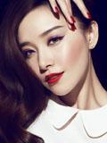 阚清子女王范图片 烈焰红唇湿身诱惑