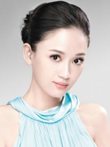 陈乔恩时尚轻熟女气质图片