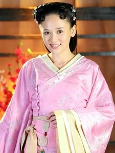 《王的女人》陈乔恩古装精彩剧照