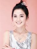 港台美少女歌手蔡卓妍女人味写真