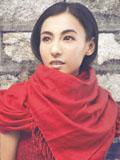 张柏芝摆脱被虐照影响 拍摄时尚广告大片