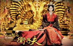 《卫子夫》大美女王珞丹剧照壁纸