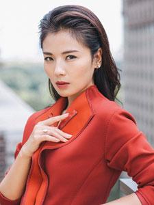 刘涛纽约时尚街拍大片 优雅女人味十足