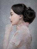 陈数杂志水墨大片小女人气质