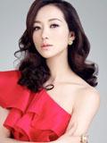 韩雪新年熟女装扮写真 清新优雅自信魅力