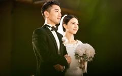 赵又廷高圆圆婚礼壁纸