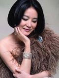 60岁林青霞优雅写真魅力风采依旧