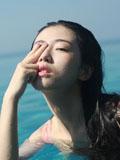张辛苑2012巴厘岛浪漫唯美写真集