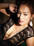 xman蔡妍惹火写真大秀胸沟