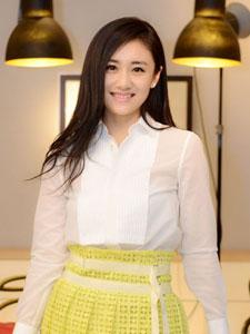 刘云小清新甜美写真