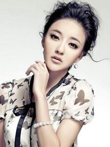 亚洲小姐刘雨欣美图