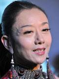 54岁杨丽萍罕见近照曝光 粉底很厚很吓人