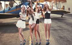 韩国Sistar女子明星组合壁纸