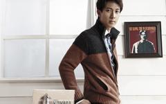 吴尊时尚杂志图片桌面壁纸