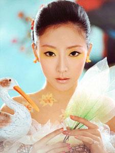 美女陈嘉歆公主写真