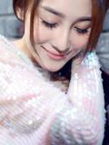 李晨张馨予恋情公布最新甜美性感写真曝光