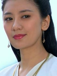 新《天龙八部》贾静雯饰李秋水剧照