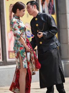 《奔跑吧兄弟》伊一变旧上海歌女