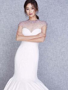 香香公主颖儿26岁生日  化身人鱼优雅写真