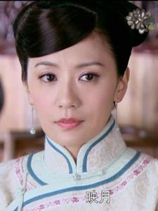 宫锁连城中贾静雯饰杏雨剧照