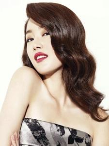 韩国女星韩善花性感写真图片