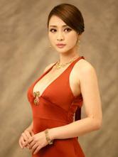 乳神柳岩红裙诱惑尽显身材