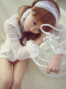 性感女神柳侑绮唯美写真