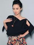 霍思燕全新时尚写真