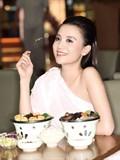 小宋佳最新唯美杂志美图 热情与优雅并存美图