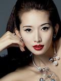 林志玲写真演绎妩媚女人味