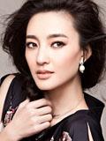 王丽坤精致轮廓写真清新女神范