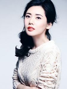 秋瓷炫妖娆妩媚写真