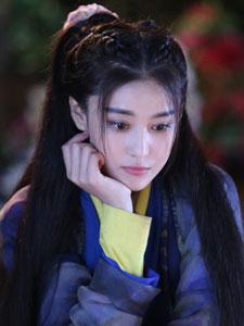 新《神雕侠侣》张馨予饰李莫愁美艳照